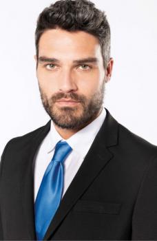 Saténová kravata - Výprodej