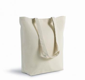 Nákupní taška z bio organické bavlny