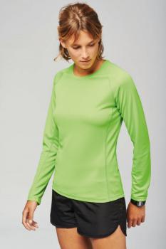 Dámské (dívèí - dorost.) sportovní trièko dlouhý rukáv - Výprodej