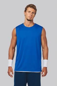 Basketbalový dres - oboustranné trièko bez rukávù