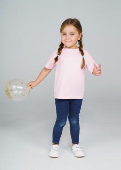 Dìtské trièko krátký rukáv JHK