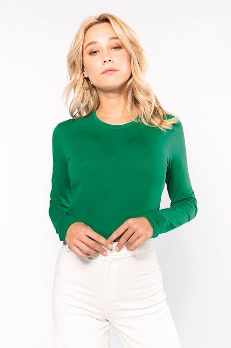 Dámské trièko dl.rukáv - zvìtšit obrázek