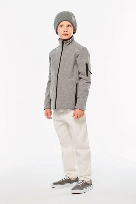 Dìtská softshellová bunda - zvìtšit obrázek
