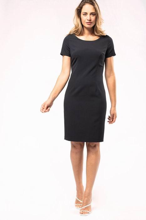 Pouzdrové šaty s krátkým rukávem - zvìtšit obrázek