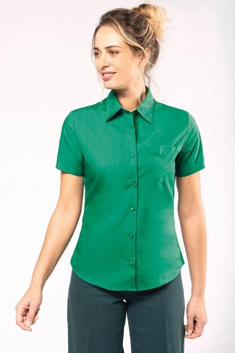 Dámská košile krátký rukáv JUDITH - zvìtšit obrázek