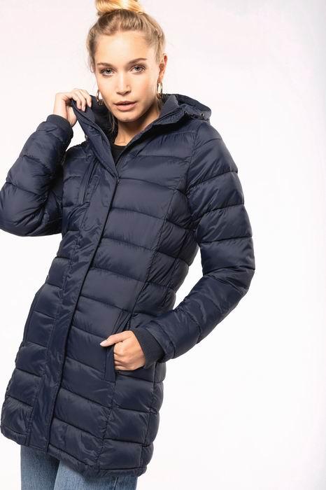 Dámská dlouhá zimní bunda - zvìtšit obrázek