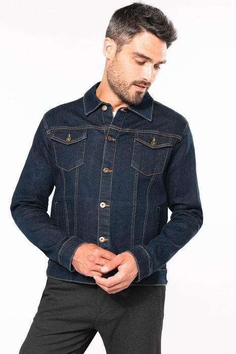 Pánská džínová bunda - zvìtšit obrázek