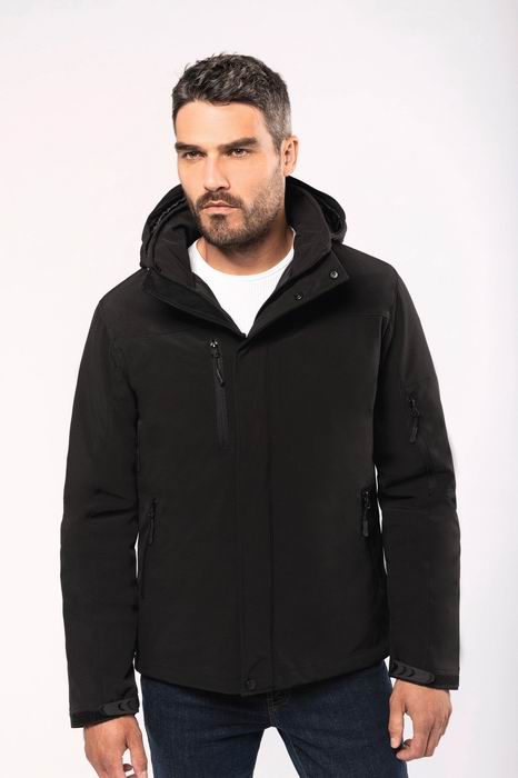 Pánská zimní softshellová bunda Lined Hooded Parka - zvìtšit obrázek