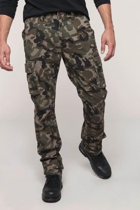 Pánské kapsáèové kalhoty - zvìtšit obrázek