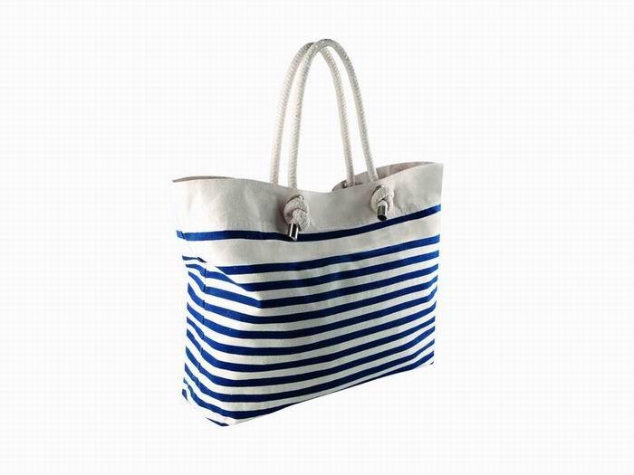 Pruhovaná plážová taška Sailor Bag - zvìtšit obrázek