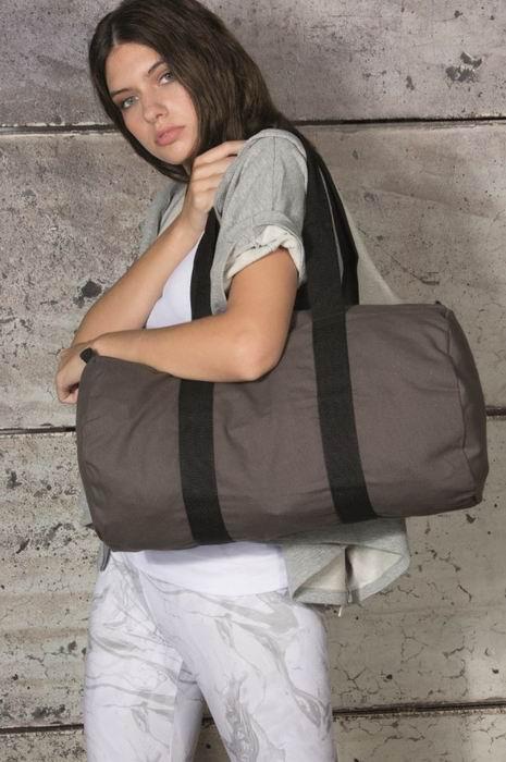 Plátìná válcová taška - zvìtšit obrázek