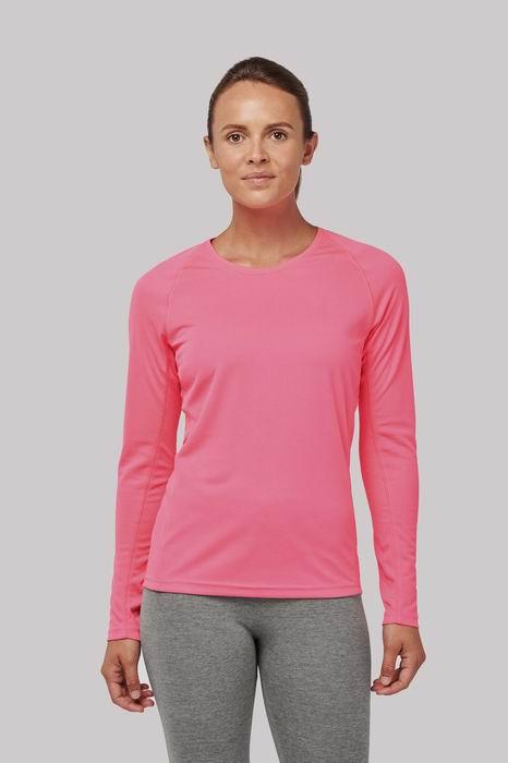 Dámské sportovní trièko dlouhý rukáv - zvìtšit obrázek