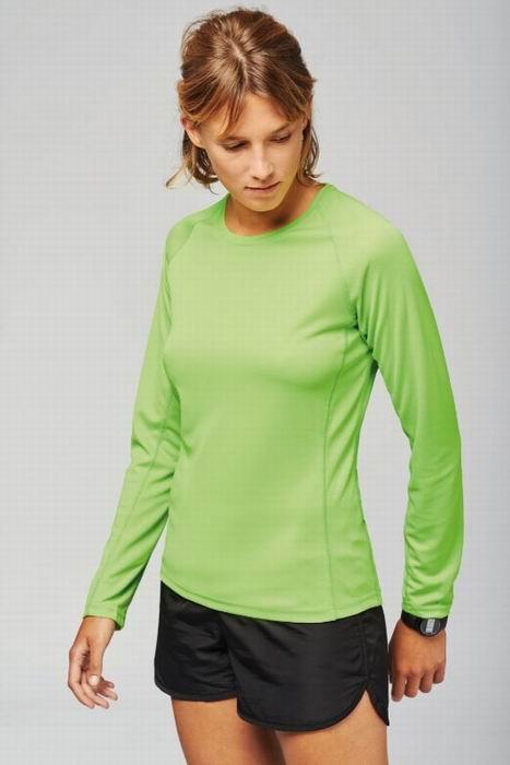Dámské sportovní trièko dlouhý rukáv - Výprodej - zvìtšit obrázek
