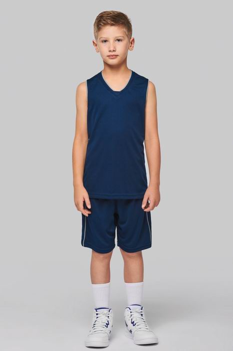Dìtský basketbalový dres - tílko - zvìtšit obrázek