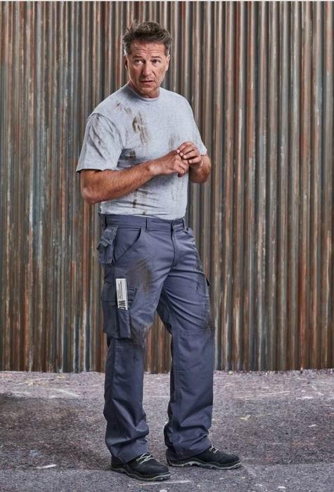 Pánské pracovní kalhoty Heavy Duty støední - zvìtšit obrázek