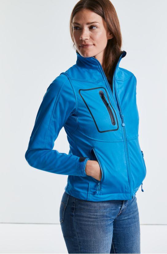 Dámská softshellová bunda Sportshell 5000 - Výprodej - zvìtšit obrázek