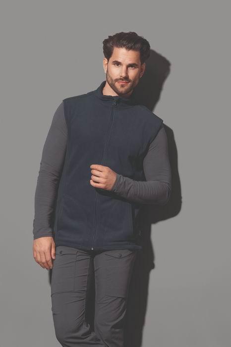 Pánská fleecová vesta Active - zvìtšit obrázek