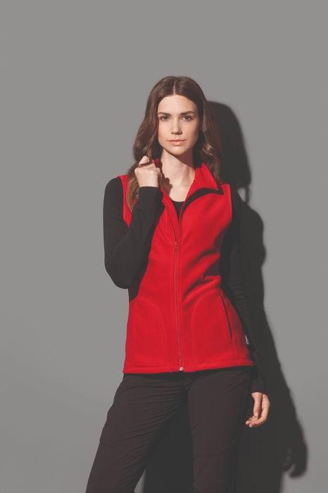 Dámská fleecová vesta Active - zvìtšit obrázek