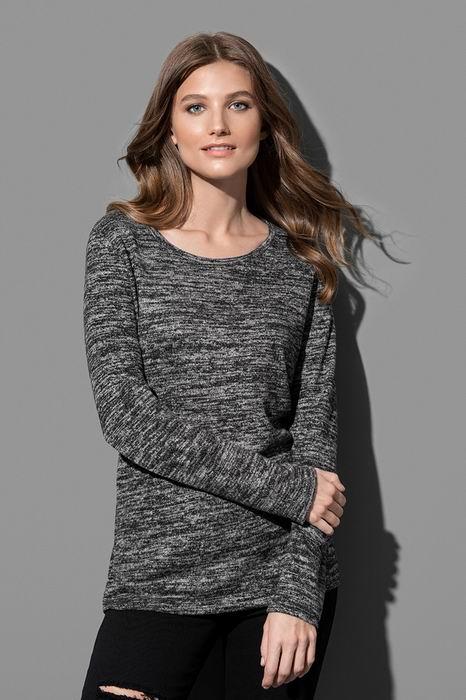 Dámský lehký úpletový svetr - Výprodej - zvìtšit obrázek