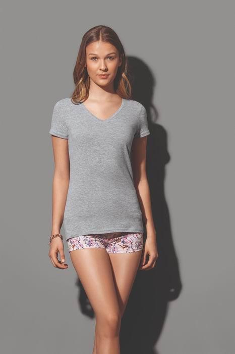 Dámské trièko CLAIRE V-neck - zvìtšit obrázek